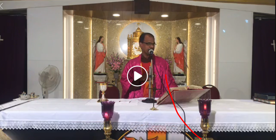 Easter Sunday Morning Tamil Mass 2020